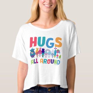 Trolls | Hugs All Around T-shirt
