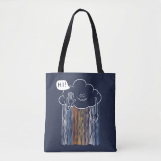 Trolls | Just Saying Hi Tote Bag