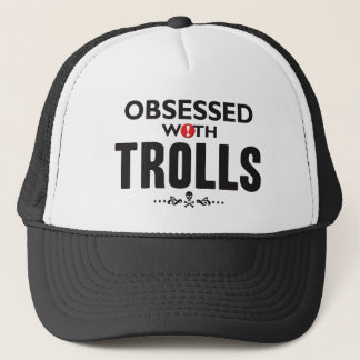 Trolls Obsessed Trucker Hat