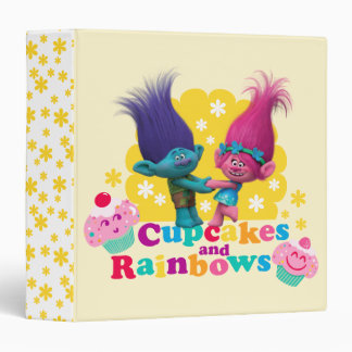 Trolls | Poppy & Branch - Cupcakes and Rainbows Binder