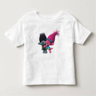 Trolls | Poppy & Branch - No Bad Vibes Toddler T-shirt