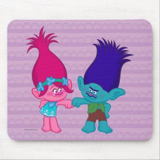 Trolls | Poppy & Branch - Rock 'N Troll Mouse Pad