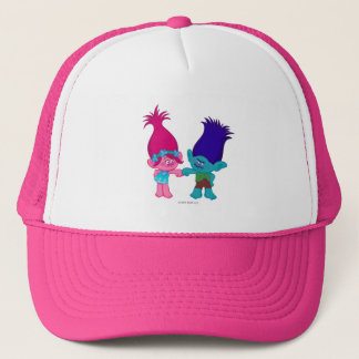 Trolls | Poppy & Branch - Rock 'N Troll Trucker Hat