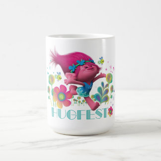 Trolls | Poppy - Hugfest Coffee Mug