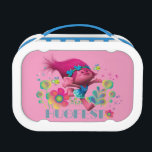 """Trolls   Poppy - Hugfest Lunch Box<br><div class=""""desc"""">Welcome to Troll Town where love is always in the hair,  cupcakes with a side of rainbows is an attitude (and snack),  and pants are optional - especially if you&#39;re wearing glitter.</div>"""