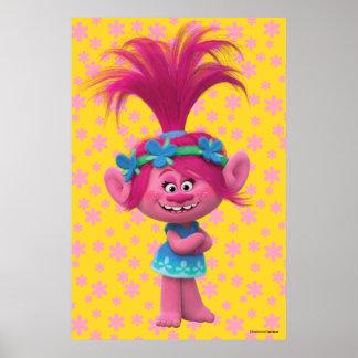 Trolls | Poppy - Queen of the Trolls 2 Poster