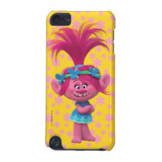 Trolls | Poppy - Queen Of The Trolls Ipod Touch (5th Generation) Cover at Zazzle