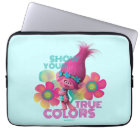 Trolls   Poppy - Show Your True Colors Computer Sleeve