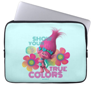 Trolls | Poppy - Show Your True Colors Computer Sleeve