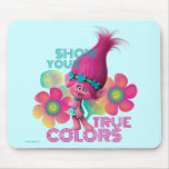 Trolls | Poppy - Show Your True Colors Mouse Pad