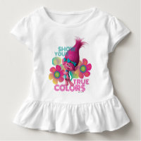 Trolls   Poppy - Show Your True Colors Toddler T-shirt