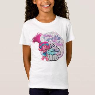 Trolls | Poppy Sprinkle your Cupcake T-Shirt