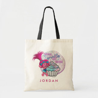 Trolls | Poppy Sprinkle your Cupcake Tote Bag