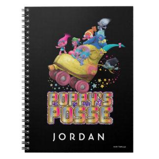 Trolls | Poppy's Posse Notebook