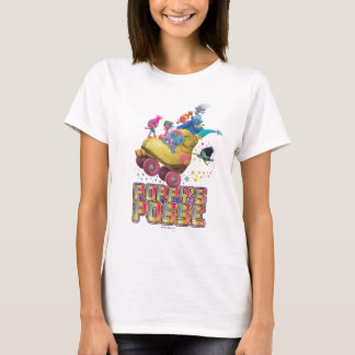 Trolls   Poppy's Posse T-Shirt