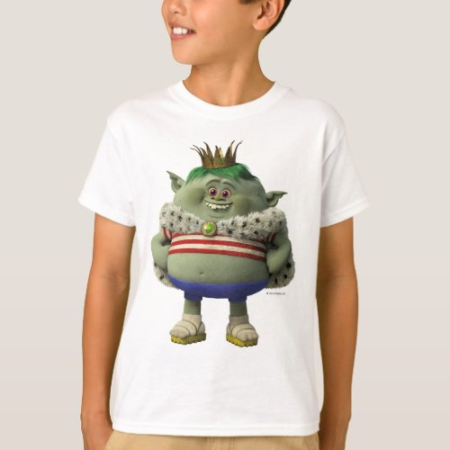 Trolls  Prince Gristle T_Shirt