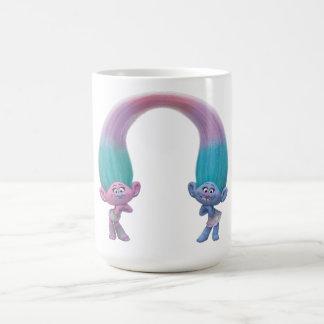 Trolls | Satin & Chenille Coffee Mug
