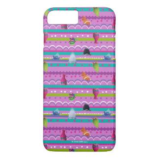 Trolls | Show Your True Colors Pattern iPhone 7 Plus Case