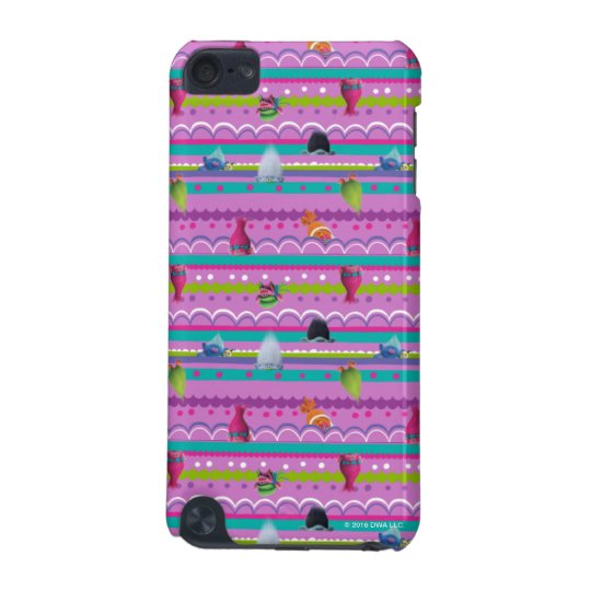 half off 69bb9 0c3cf Trolls | Show Your True Colors Pattern iPod Touch (5th Generation) Case