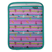 Trolls | Show Your True Colors Pattern Sleeve For iPads