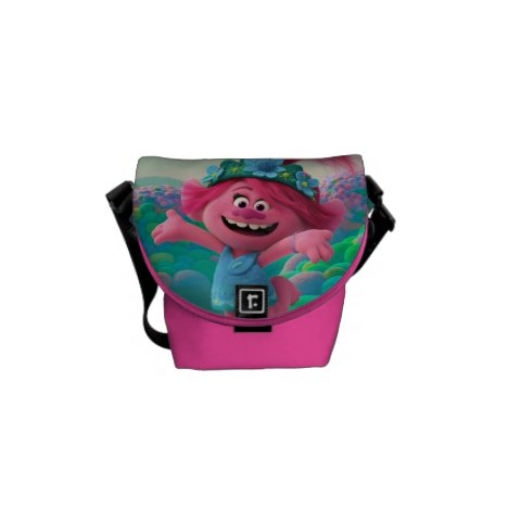 Trolls World Tour | Poppy Jumping for Joy Messenger Bag
