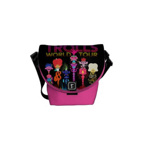 Trolls World Tour | Six String Leaders Messenger Bag