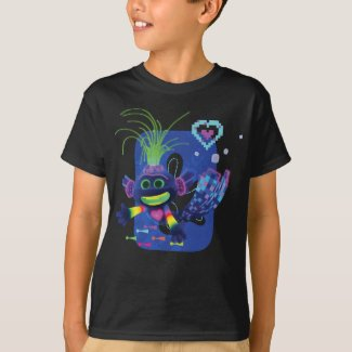 Trolls World Tour | Trollex Swimming T-Shirt