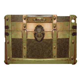 Trolly Torricelli Old Luggage Style  Vintage iPad Mini Cover