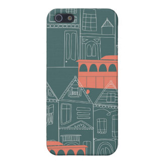 Trolly Town iPhone SE/5/5s Cover
