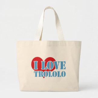 Trololo Canvas Bags