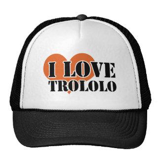 TROLOLO MESH HATS