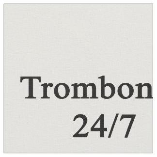 Trombón 24/7 telas