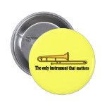 Trombone Attitude Pin