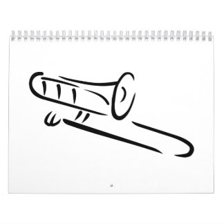 Trombone Calendarios