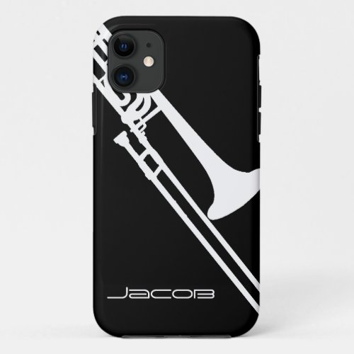 Trombone iPhone 11 Case