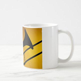 Trombone Coffee Mug or Stein