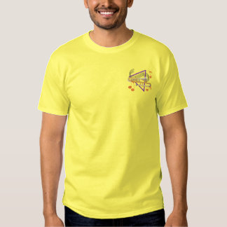 Trombone Embroidered T-Shirt