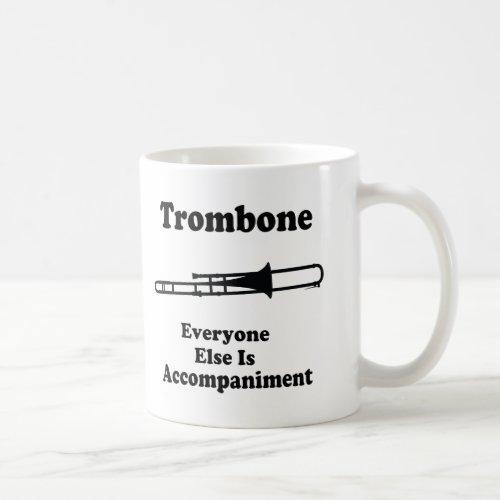 Trombone Gift Coffee Mug