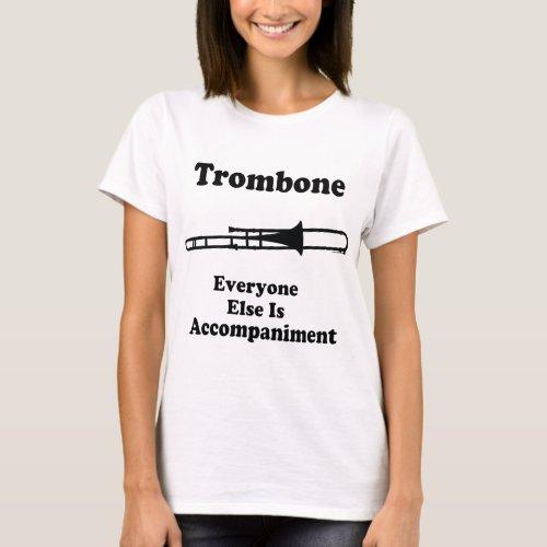 Trombone Gift T_Shirt
