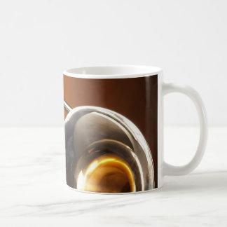 Trombone Image Coffee Mugs