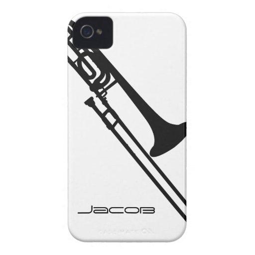 Trombone iPhone 4 Cover