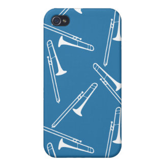Trombone iPhone Case Covers For iPhone 4