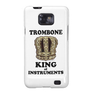 Trombone King of Instruments Samsung Galaxy S2 Cover