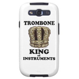 Trombone King of Instruments Galaxy SIII Covers