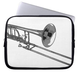Trombone Laptop Computer Sleeve