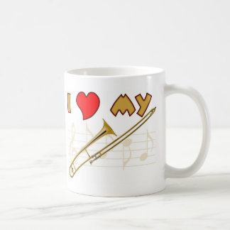 Trombone Love Coffee Mug