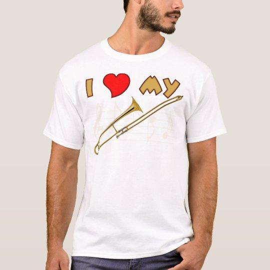 Trombone Love T-Shirt
