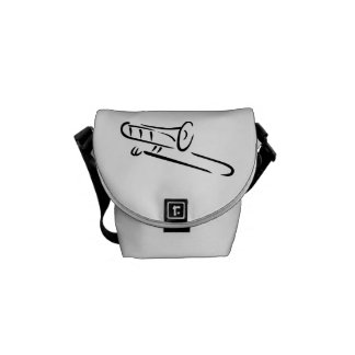 Trombone Courier Bags