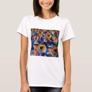 trombone mob AKA band geeks gone wild T-Shirt
