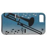 Trombone Music iPhone 5 Case-Mate Case